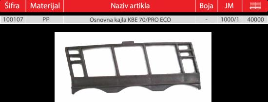 KBE 70 PRO ECO GOTOVO