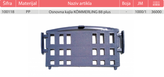 kommerling 88 PLUS GOTOVO