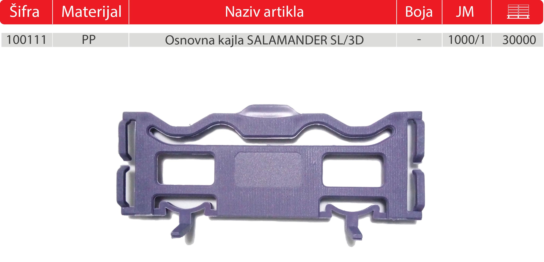 salamander sl76 GOTOVO